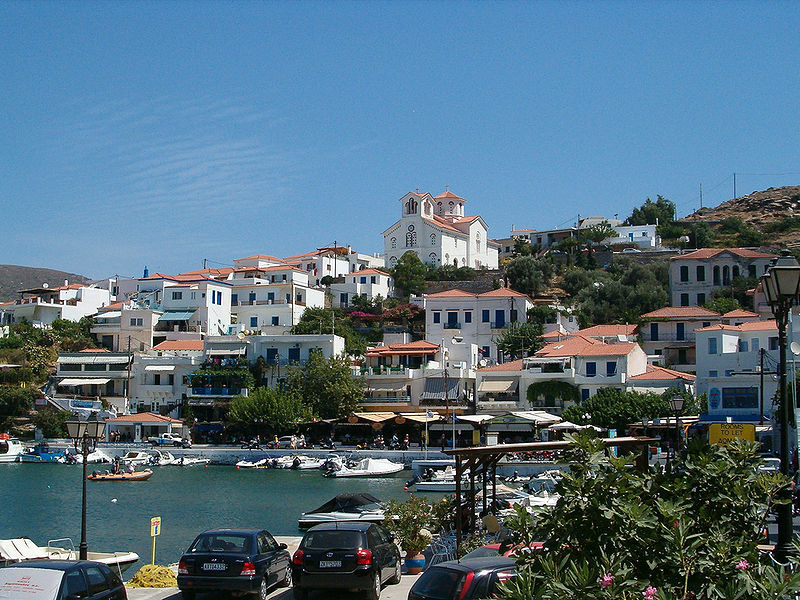 Andros, Gr�ce